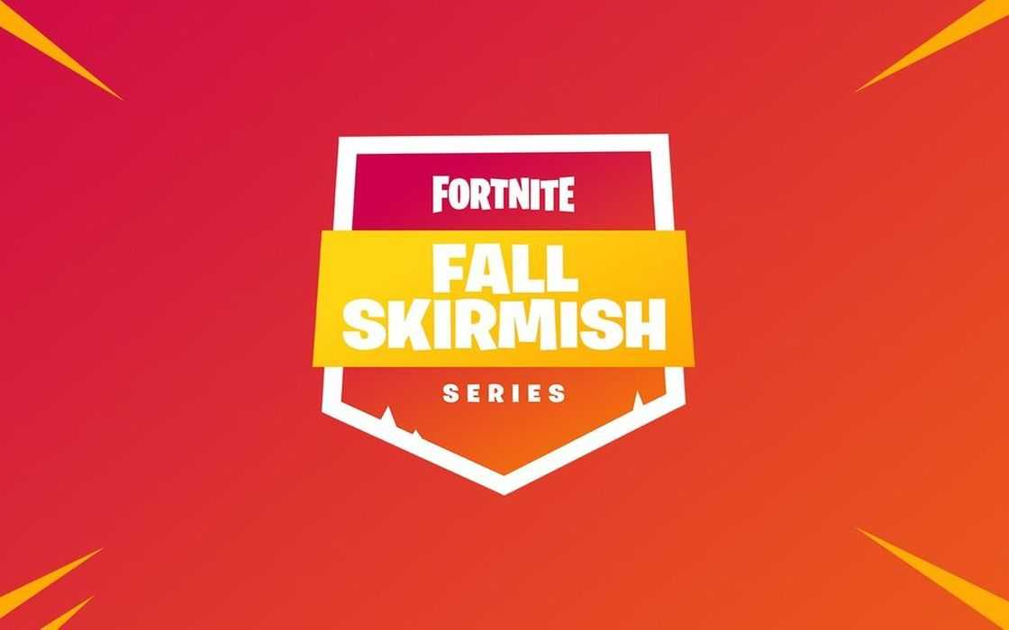 Fortnite Fall Skirmish Series official logo