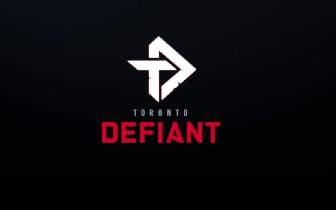 Toronto Defiant's official logo.