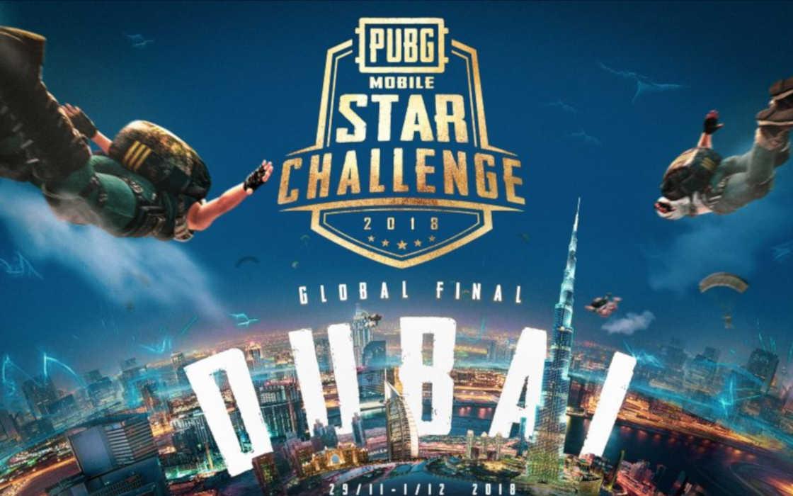 PUBG Mobile Challenge in Dubai.