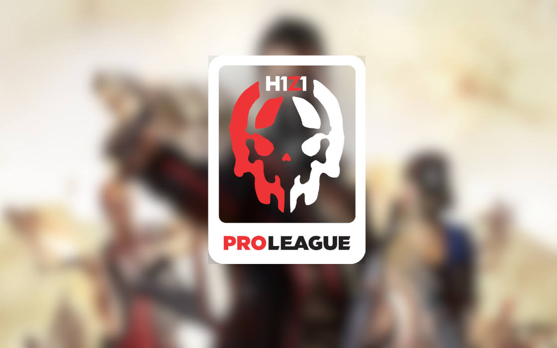 H1Z1 Pro League's official logo.