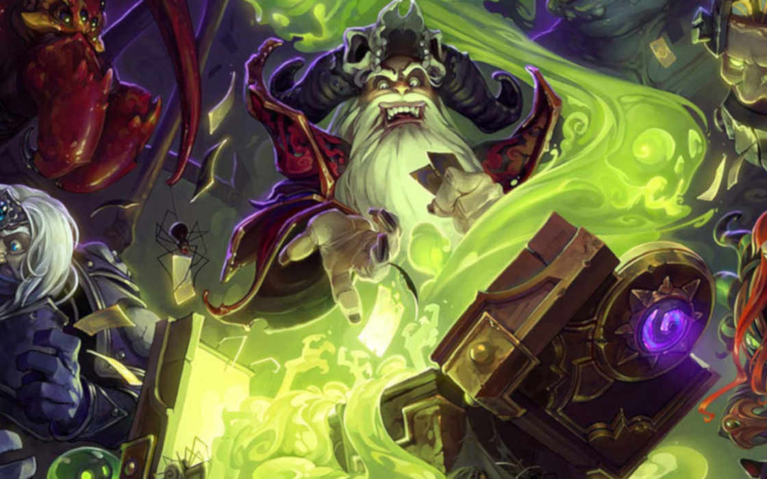 Hearthstone Players Spent $660m on the Game