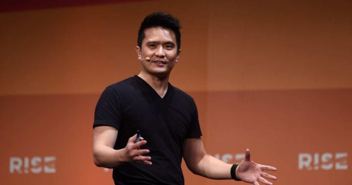 Razer's CEO Min-Liang Tan.