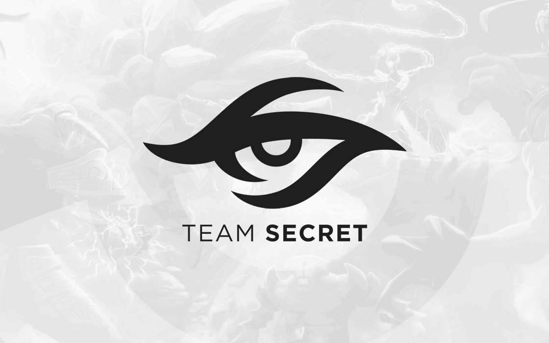 Team Secret's official logo.
