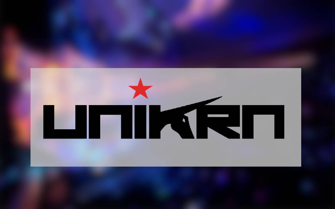 Unikrn's Logo and UMode skill-based platform.