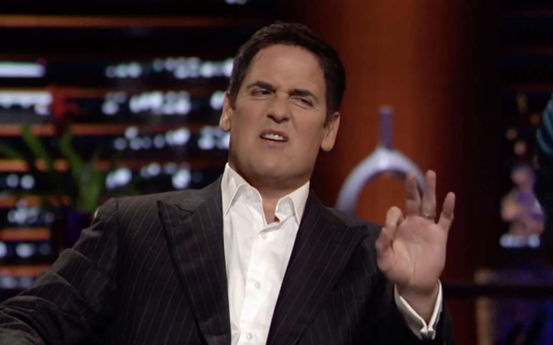 Mark Cuban and investment.