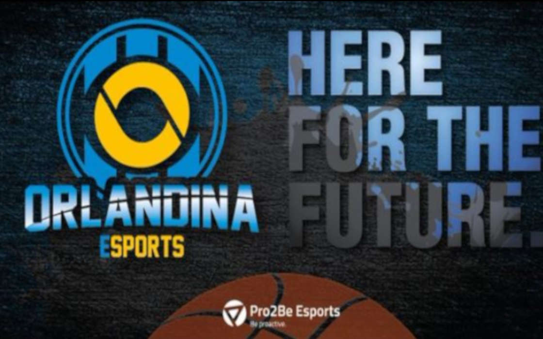 Orlandina Signs Up with Pro2Be Esports