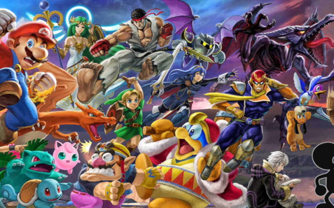 Super Smash Bros. Ultimate Tops Millions of Sales in Japan