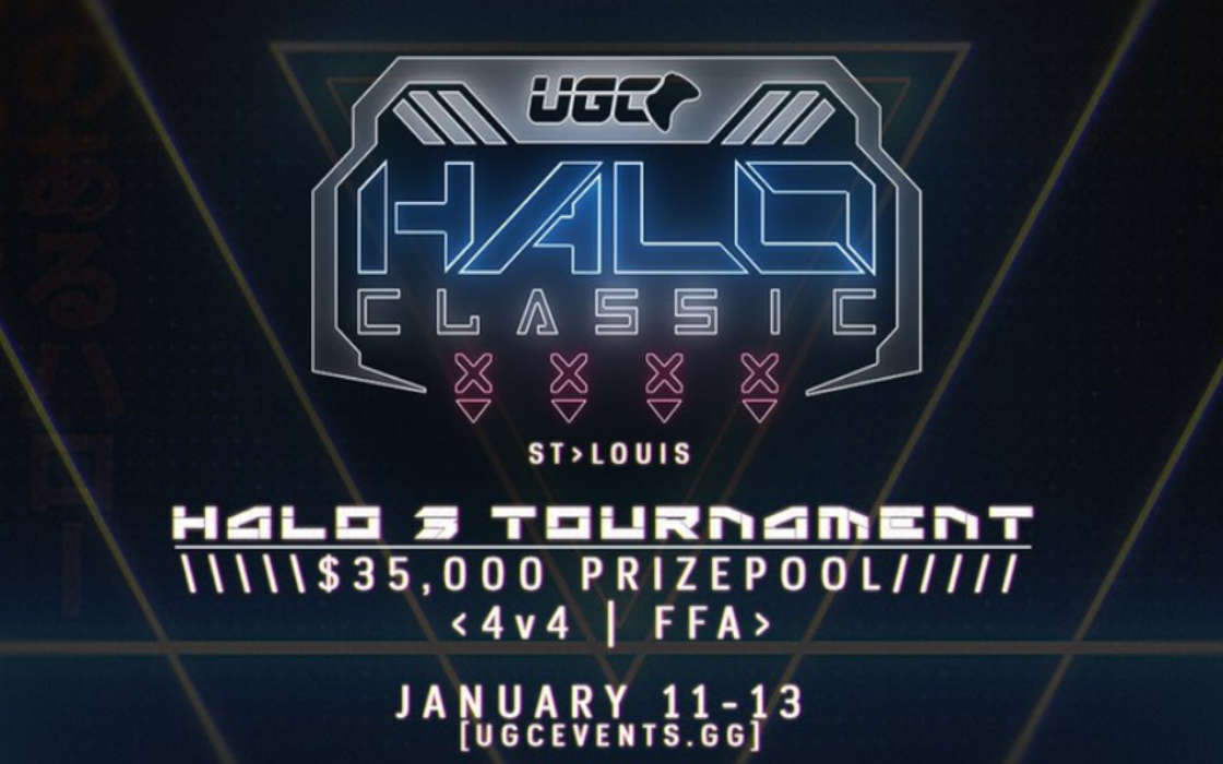 UGC Hosts Halo Classic $35,000 Event with 130 Teams
