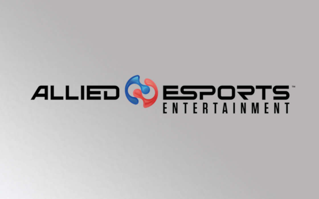 Allied Esports Entertainment's' Official Logo