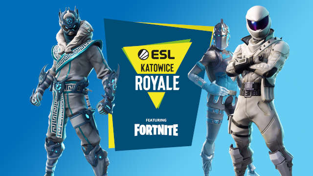 ESL Katowice's official Fortnite $500K announcement