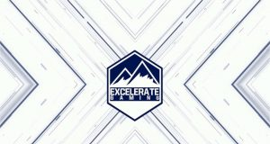 Excelerate Gaming's official logo.