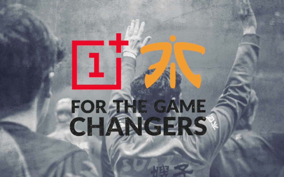 Fnatic and OnePlus Partner Up for LoL Jerseys