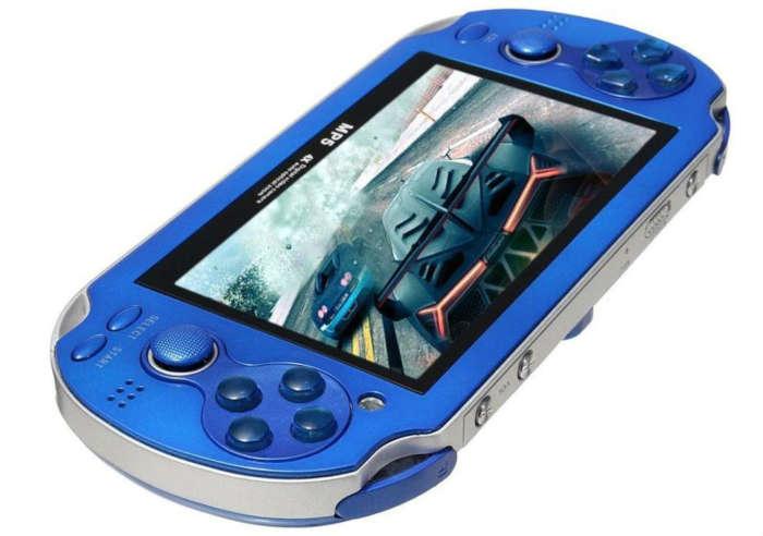Soujlagame Handheld console.