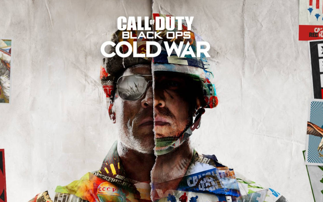 Call of Duty Black Ops Cold War cover art