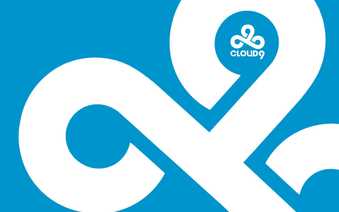 Cloud9's official team logo.