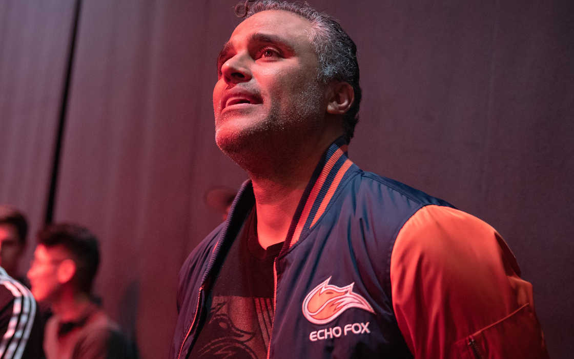 Rick Fox, former owner of Echo Fox's powerhouse