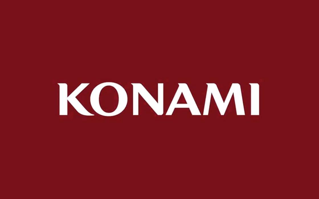 Konami's official logo.
