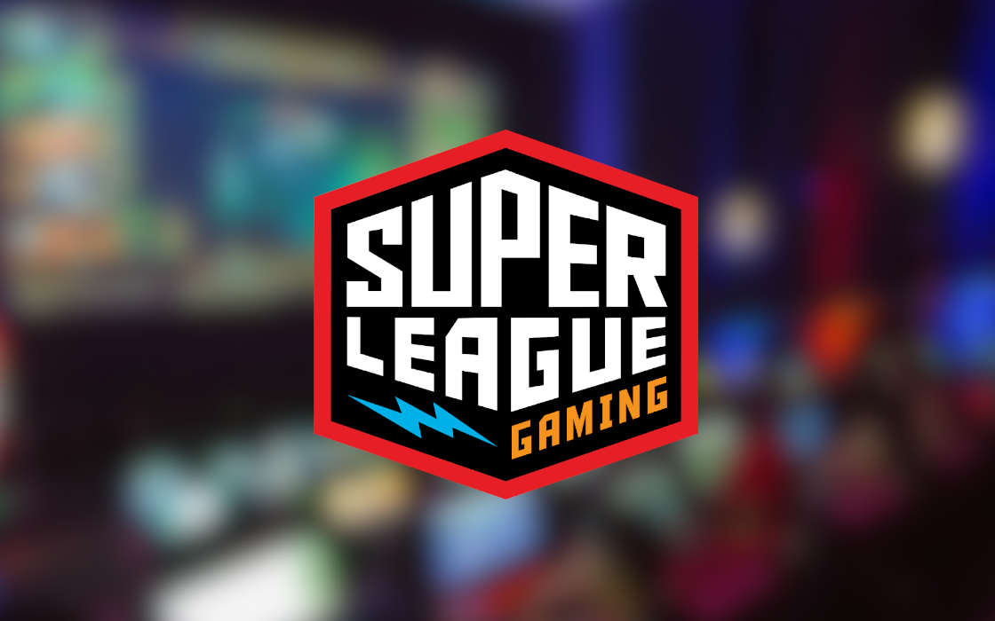 Super League Gaming's official logo.