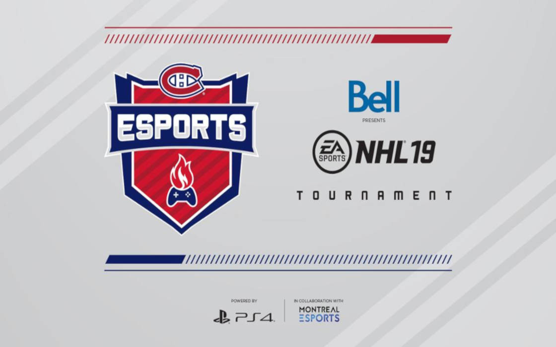 NHL's Canadiens Teams up WIth Bell for $10,000 Esports Event