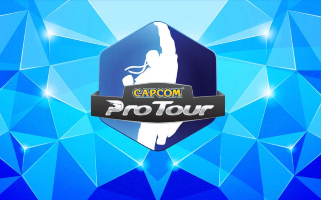 The logo of Capcom's competitive circuit.